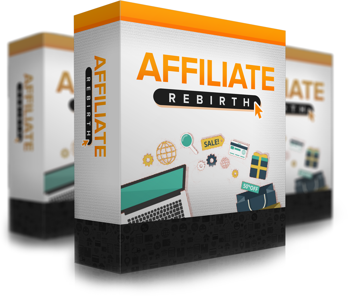 My New Product Affiliate Rebirth Shows You How To  Make 3K-5K/Month Per Affiliate Site With 100% Free Traffic