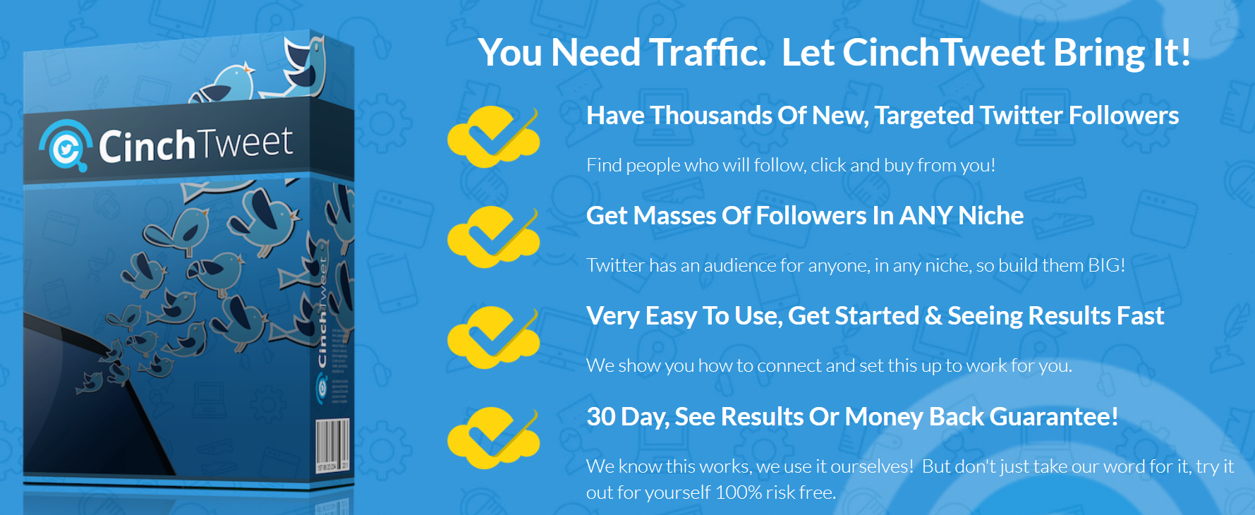 How To Get Free Traffic from Twitter on Autopilot