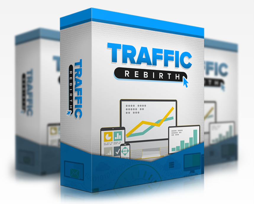 Our Latest Product Traffic Rebirth: 30,000+ FREE Visitors/Month the NEW Way
