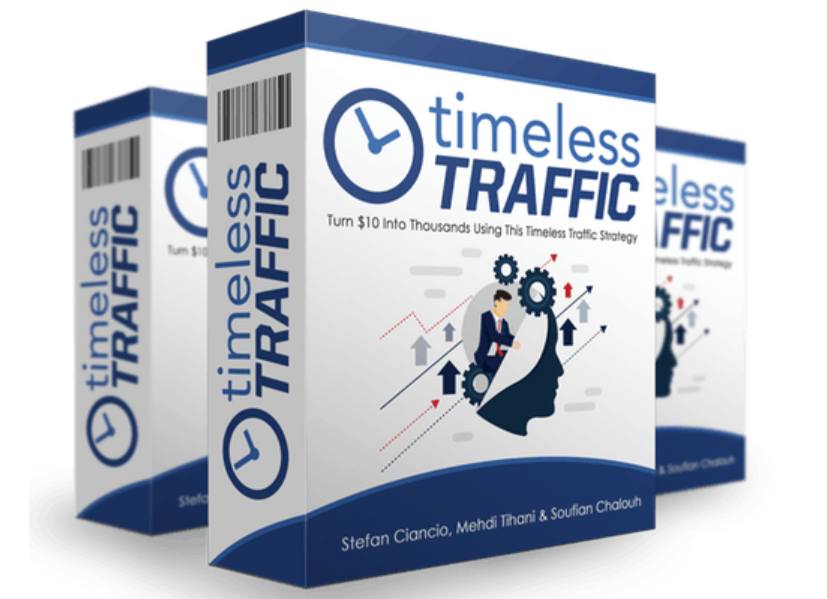 Thousands of Visitors Daily in Any Niche? Timeless Traffic Review