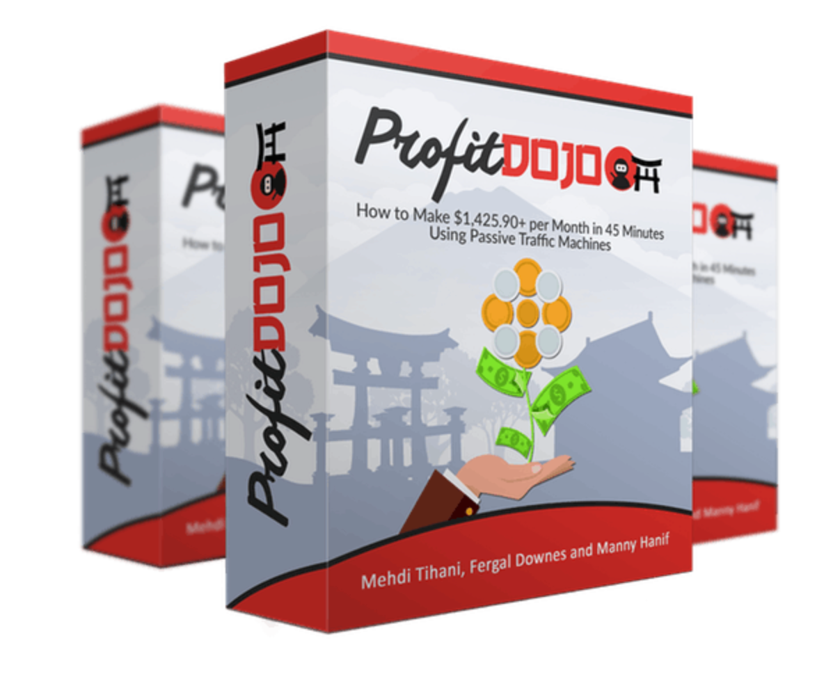 Profit Dojo Review: The Juicy Details and A Peek Inside the Product