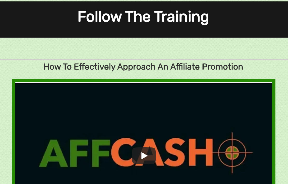 Aff Casho Review: $1300 in Affiliate Commissions in 2 Days