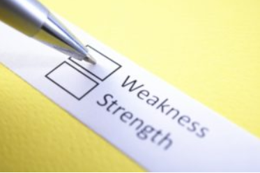 How To Overcome Your Company Weaknesses